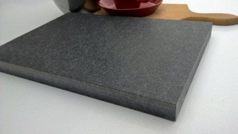 vzorek povrchu patina